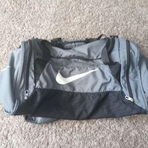 Nike Duffel Bag with Air Targus Strap